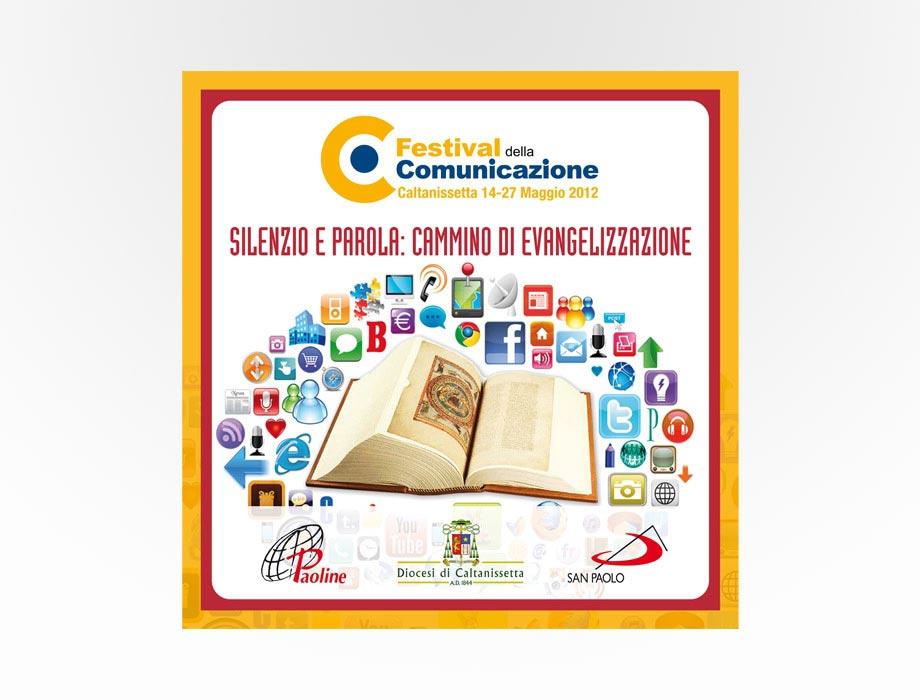 Brochure Festival della Comunicazione