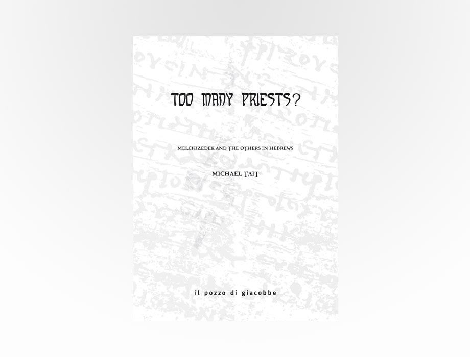 Salvatore Tirrito | Michael Tait, Too Many Priests