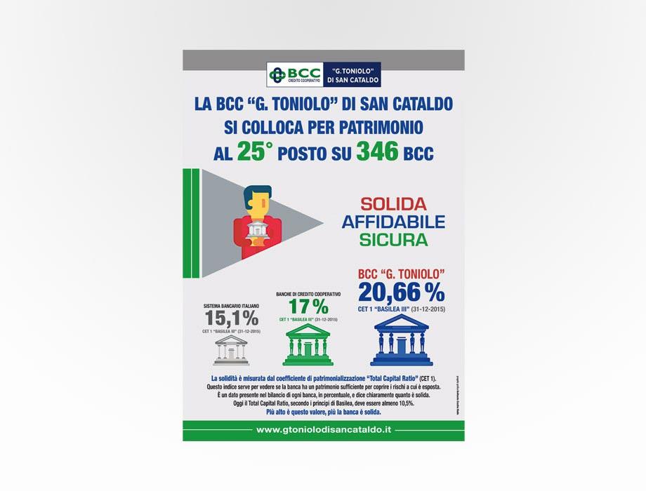 """Banca di Credito Cooperativo """"G. Toniolo"""""""