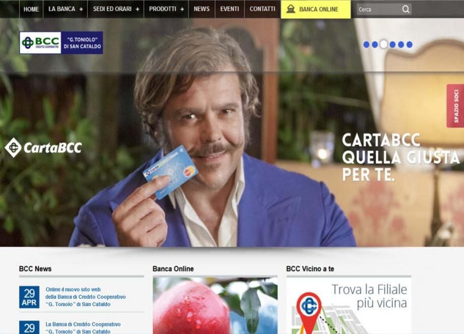 BCC Toniolo - Banca di Credito Cooperativo